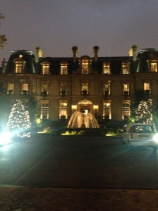 Our Chateau in Paris - The Saint James